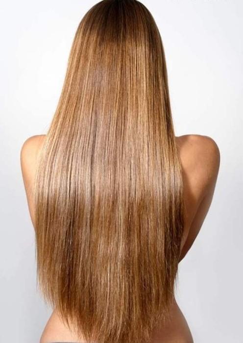 Маска для волос с миндальным маслом и сметаной